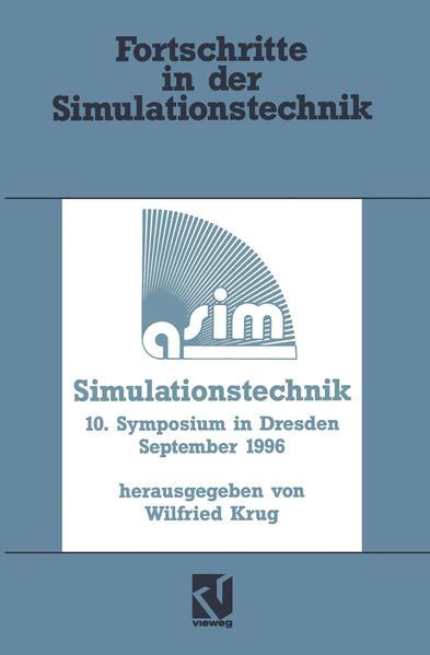 Simulationstechnik - Coverbild