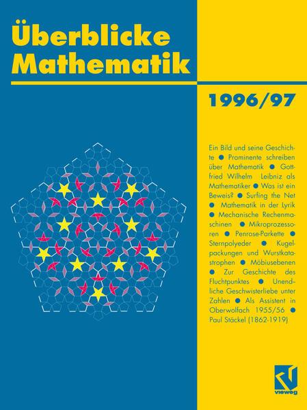 Überblicke Mathematik 1996/97 - Coverbild