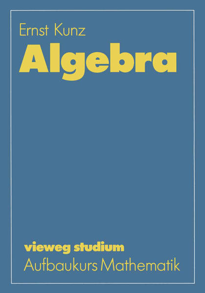 Algebra - Coverbild