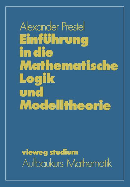 Einführung in die Mathematische Logik und Modelltheorie - Coverbild