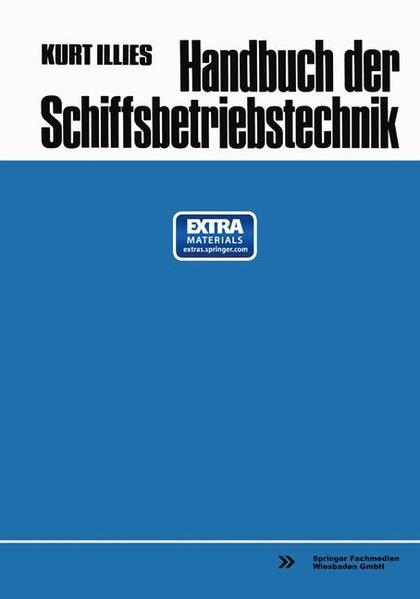 Handbuch der Schiffsbetriebstechnik - Coverbild