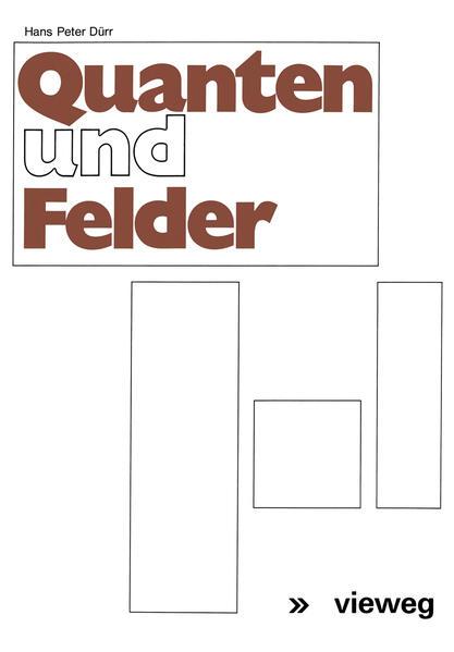 Quanten und Felder - Coverbild