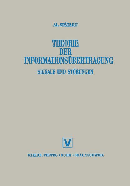 Theorie Der Informationsübertragung - Coverbild