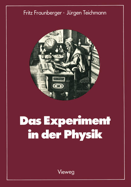 Das Experiment in der Physik - Coverbild