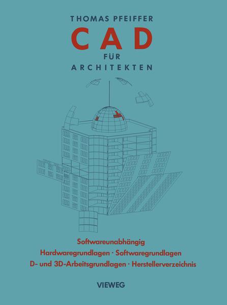 CAD für Architekten - Coverbild