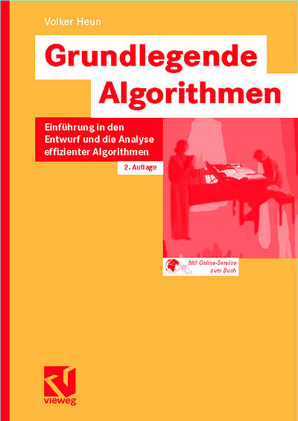 Grundlegende Algorithmen - Coverbild