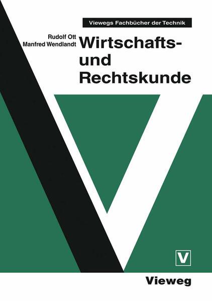 Wirtschafts- und Rechtskunde - Coverbild