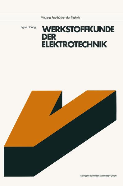 Werkstoffkunde der Elektrotechnik - Coverbild