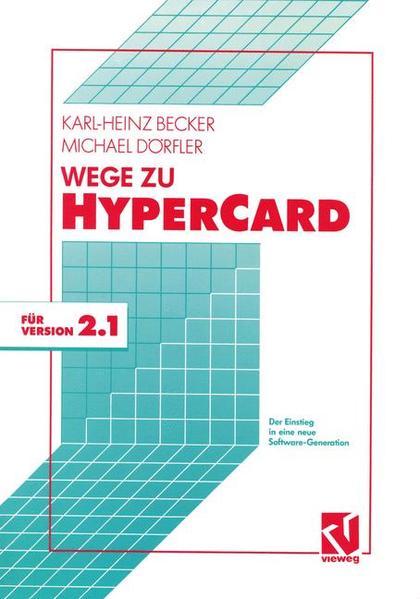 Wege zu HyperCard - Coverbild