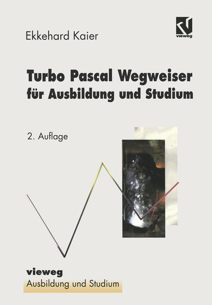 Turbo Pascal Wegweiser für Ausbildung und Studium - Coverbild