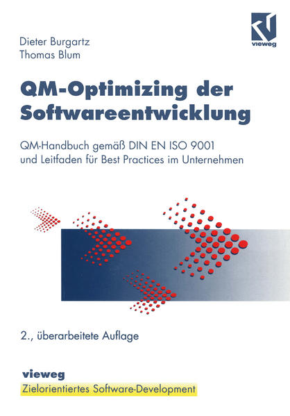 QM-Optimizing der Softwareentwicklung - Coverbild