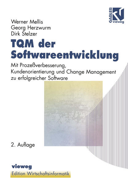 TQM der Softwareentwicklung - Coverbild