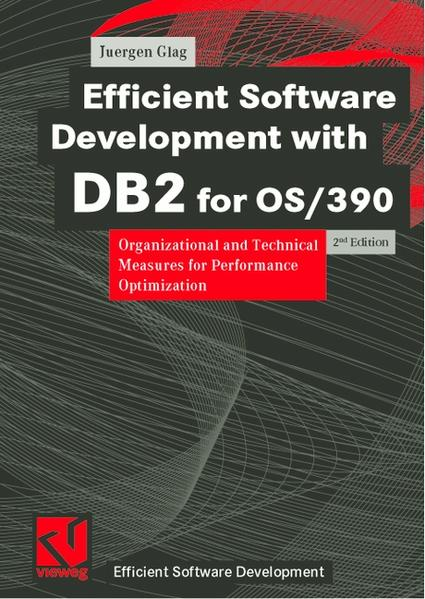 Efficient Software Development with DB2 for OS/390 - Coverbild