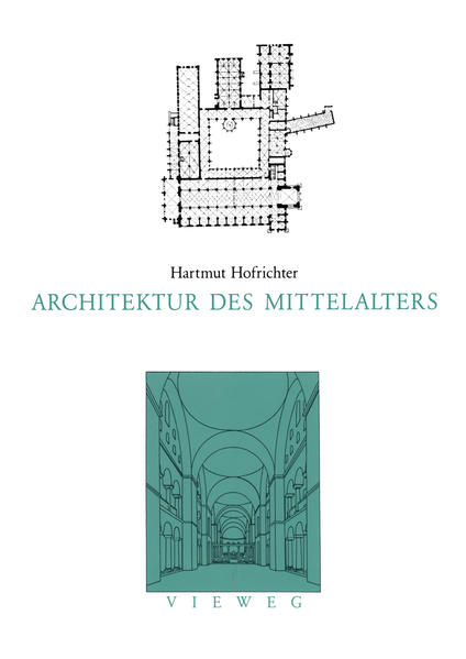 Architektur des Mittelalters - Coverbild
