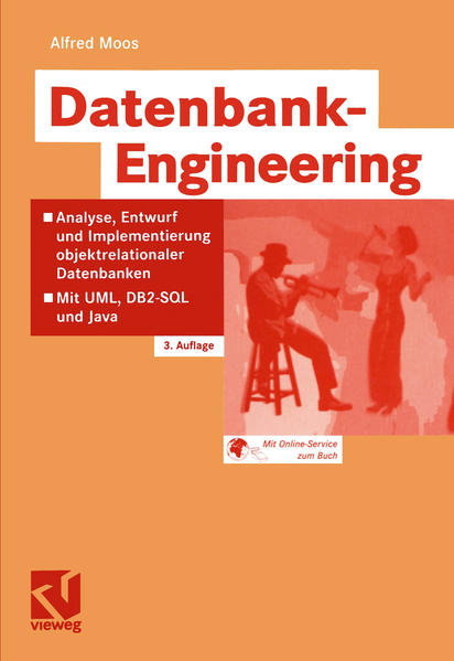 Datenbank-Engineering - Coverbild