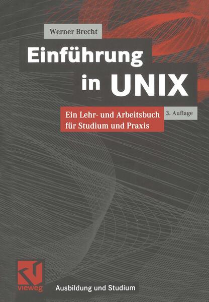 Einführung in UNIX - Coverbild