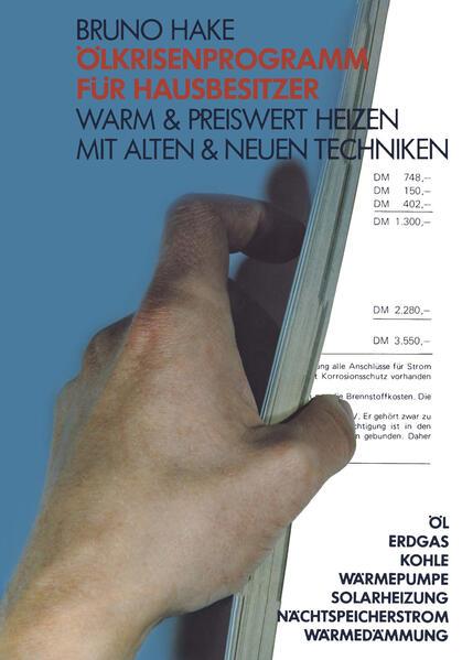 Ölkrisenprogramm für Hausbesitzer - Coverbild