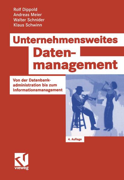 Unternehmensweites Datenmanagement - Coverbild