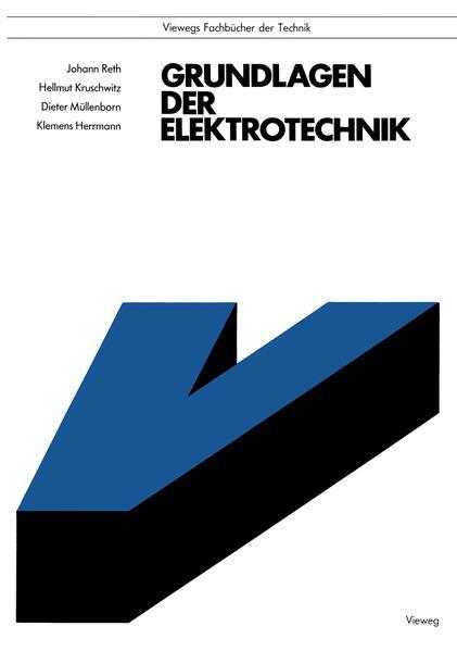 Grundlagen der Elektrotechnik - Coverbild