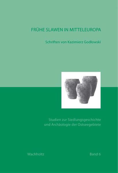 Frühe Slawen in Mitteleuropa - Coverbild
