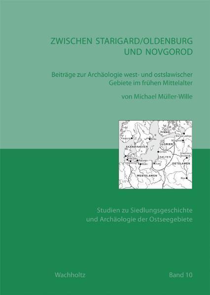 Zwischen Starigard/Oldenburg und Novgorod - Coverbild