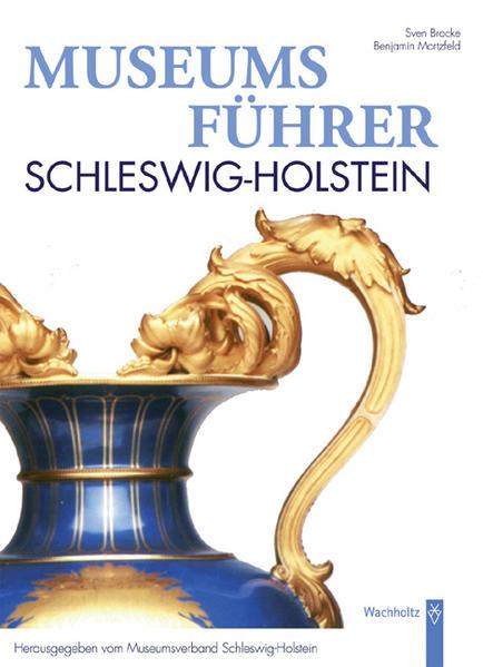 Museumsführer Schleswig-Holstein - Coverbild
