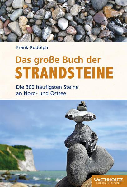 Das große Buch der Strandsteine - Coverbild