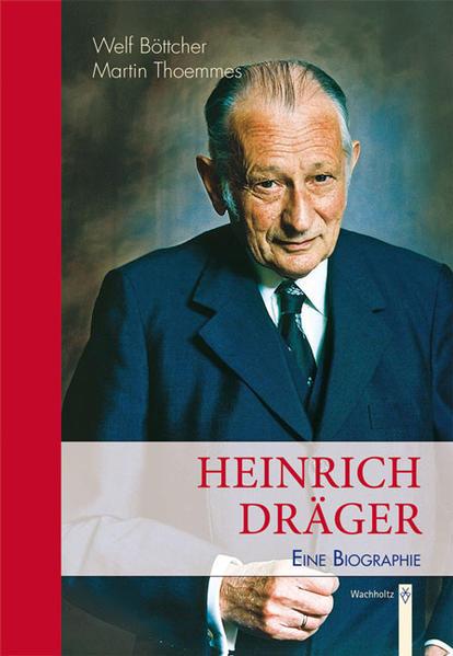 Heinrich Dräger - Coverbild