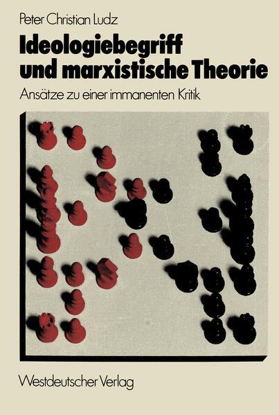 Ideologiebegriff und marxistische Theorie - Coverbild