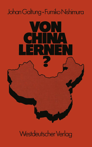 Von China lernen? - Coverbild
