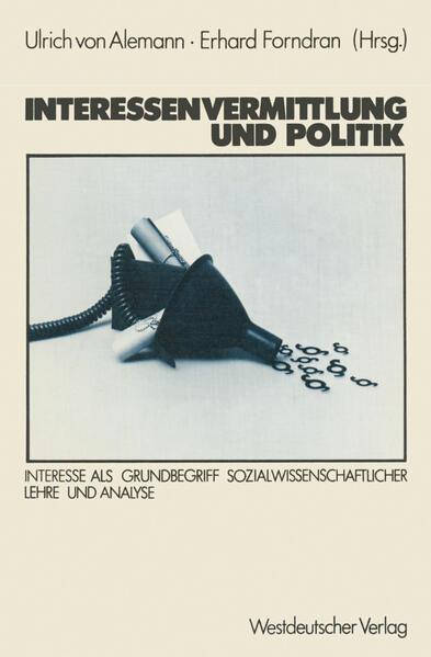 Interessenvermittlung und Politik - Coverbild