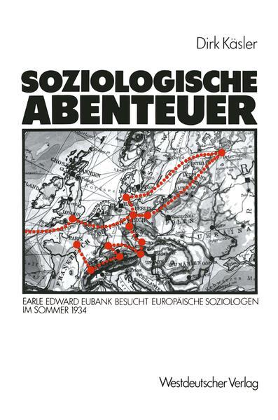 Soziologische Abenteuer - Coverbild