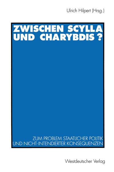 Zwischen Scylla und Charybdis? - Coverbild