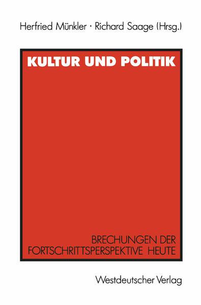 Kultur und Politik - Coverbild