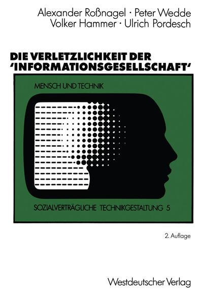 Die Verletzlichkeit der 'Informationsgesellschaft' - Coverbild