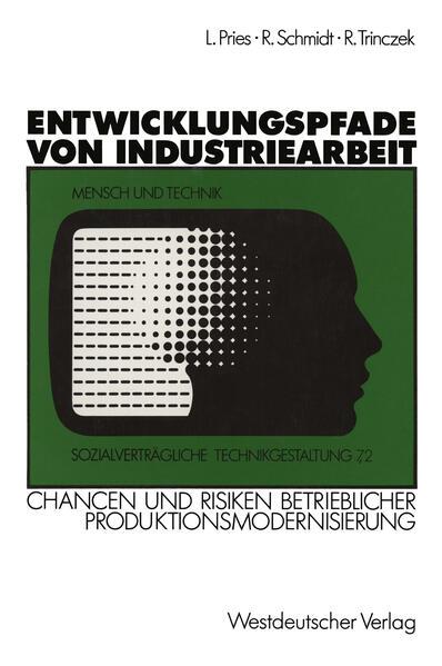 Entwicklungspfade von Industriearbeit - Coverbild