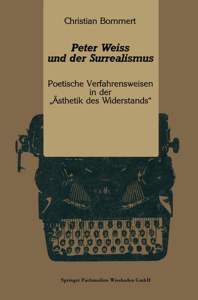 Peter Weiss und der Surrealismus Epub Kostenloser Download