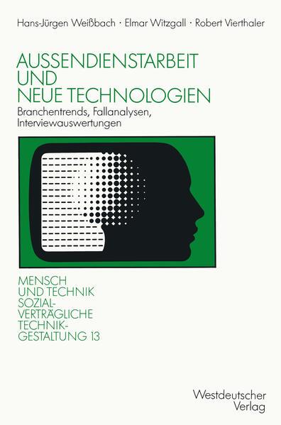 Außendienstarbeit und neue Technologien - Coverbild