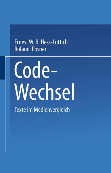 Code-Wechsel - Coverbild