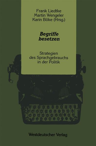 Begriffe besetzen - Coverbild