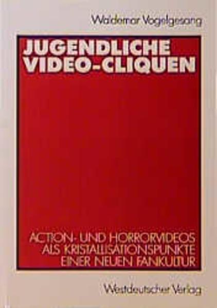 Jugendliche Video-Cliquen - Coverbild