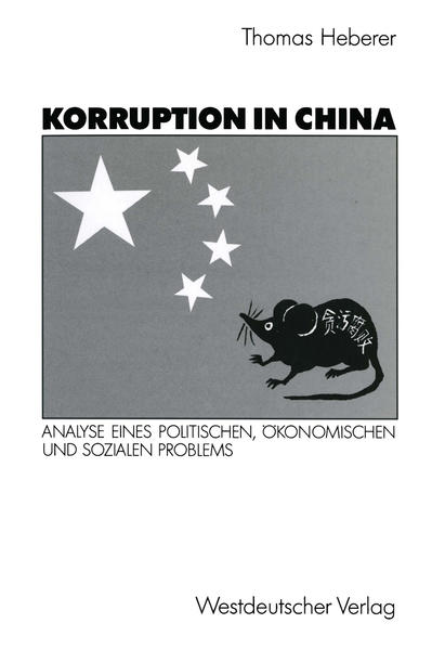 Korruption in China - Coverbild