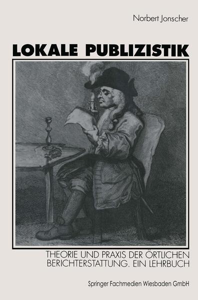 Lokale Publizistik - Coverbild
