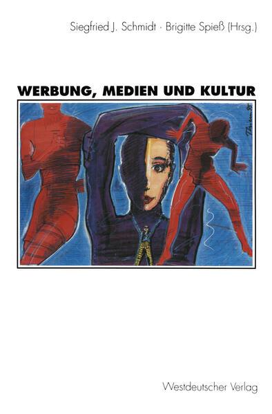 Werbung, Medien und Kultur - Coverbild
