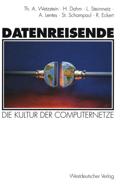 Datenreisende - Coverbild