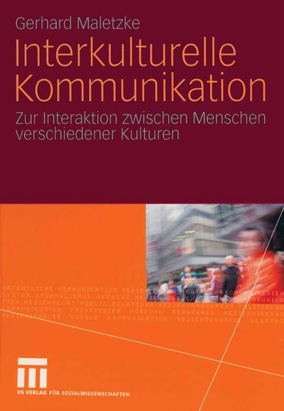 Interkulturelle Kommunikation - Coverbild
