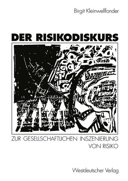 Der Risikodiskurs - Coverbild