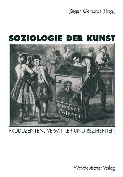 Soziologie der Kunst - Coverbild