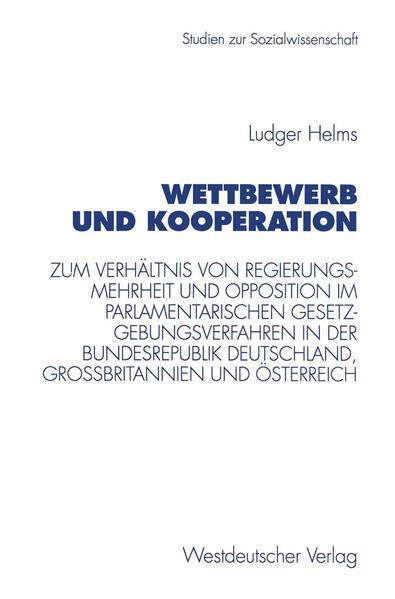 Wettbewerb und Kooperation - Coverbild