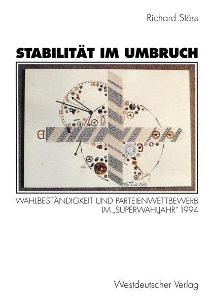 Stabilität im Umbruch - Coverbild